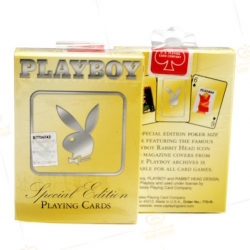 Karty PLAYBOY – SPECIAL EDITION - GOLD - USPC